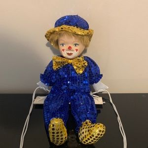 Other - Vintage clown
